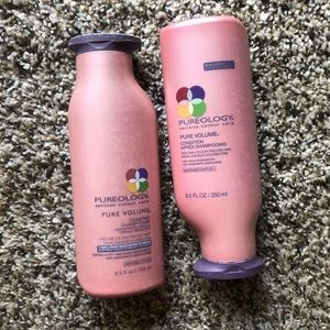 Pureology Shampoo & Conditioner